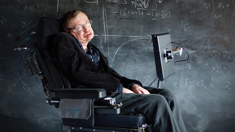 Stephen Hawking's Final Paper was Published Today